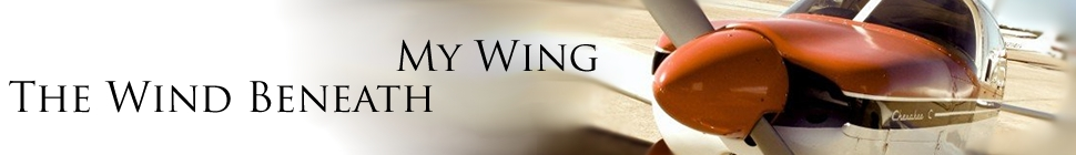 The Wind Beneath My Wing header image 1